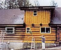 Реставрация и отделка деревянных домов