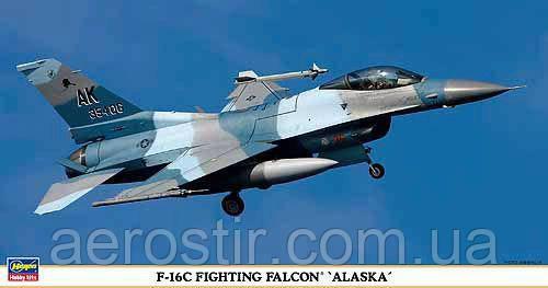 F-16C Fighting Falcon (Alaska).1/48 Hasegawa 09869