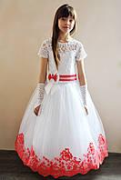 Нарядное платье бальное платье для девочки