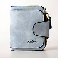 Женское портмоне Baellerry Forever Mini (голубое), фото 1
