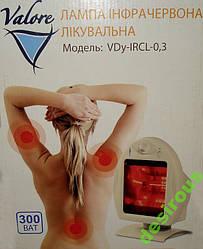 Инфракрасная лечебная лампа Valore 300 Вт