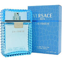 Туалетная вода мужская  Versace  Man Eau Fraiche 100 ml