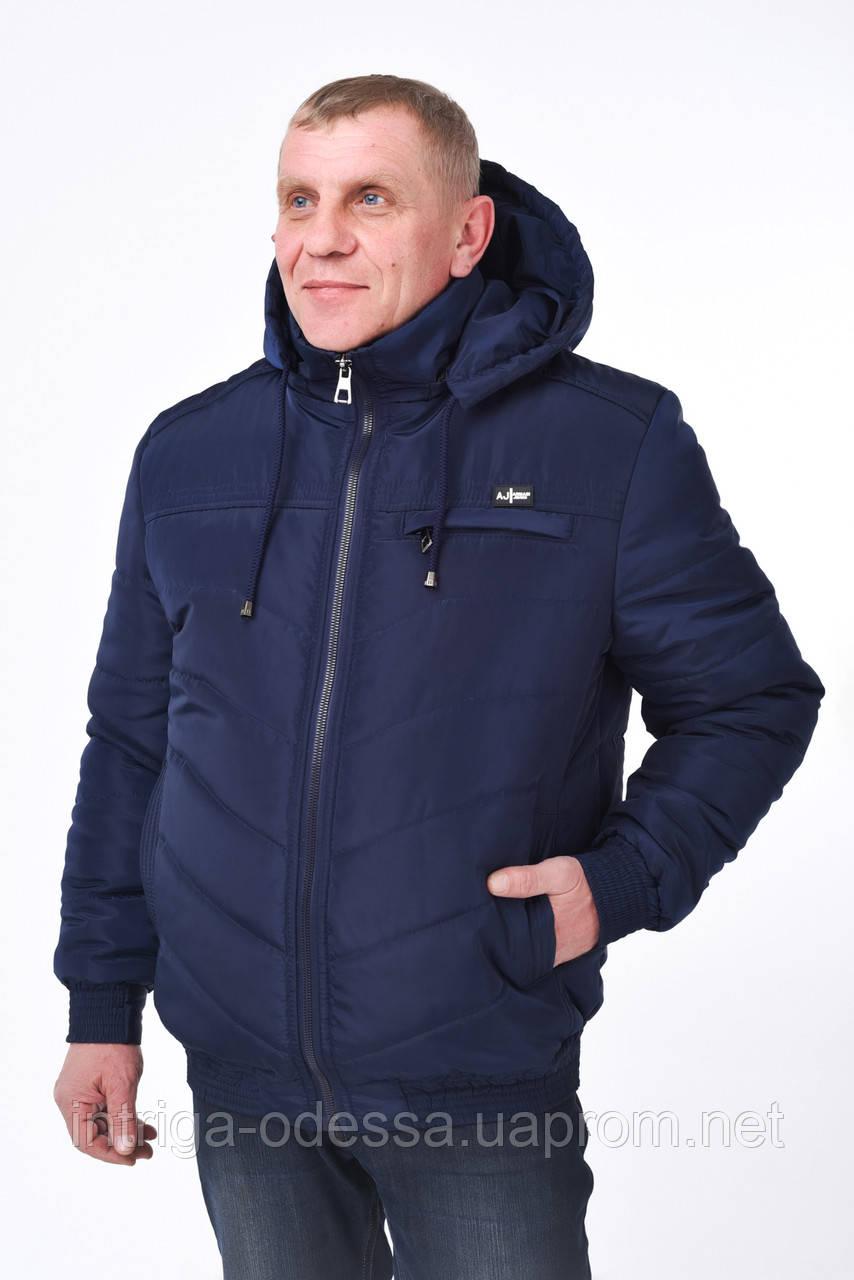 Мужская куртка №9 (синий)