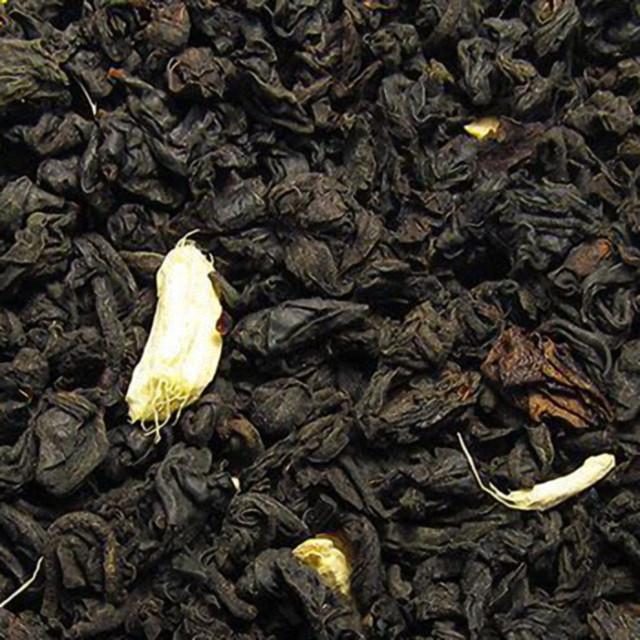 "Чорний чай ""Імбирний чорний"""