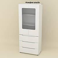 Шкаф 21 МДФ Компанит Модульная система Стиль шкаф, витрина