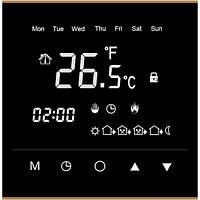 Profitherm touch - программируемый терморегулятор с сенсорным дисплеем