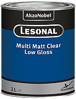 Лак Lesonal Multi Matt Clear Low Gloss 1л