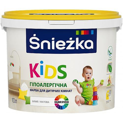 Снєжка  Kids   4 кг, Україна