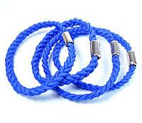 Резинки для волос Косички синие