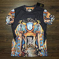 ae5f4937de0df Мужская Футболка Versace | Чоловіча футболка Версаче (реплика)