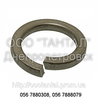 Шайба пружинная стальная от Ø2 до ØМ48, ГОСТ 6402-70, DIN127, DIN 7980