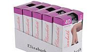 Носки Elizabeth 40 den microfibre Nero