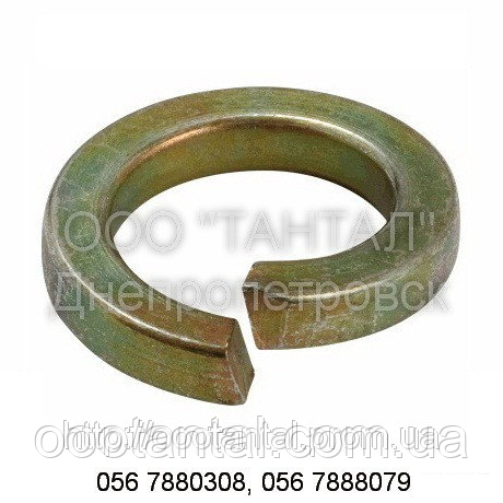 Шайба пружинная оцинкованная от Ø2 до Ø48, ГОСТ 6402-70, DIN127, DIN 7980