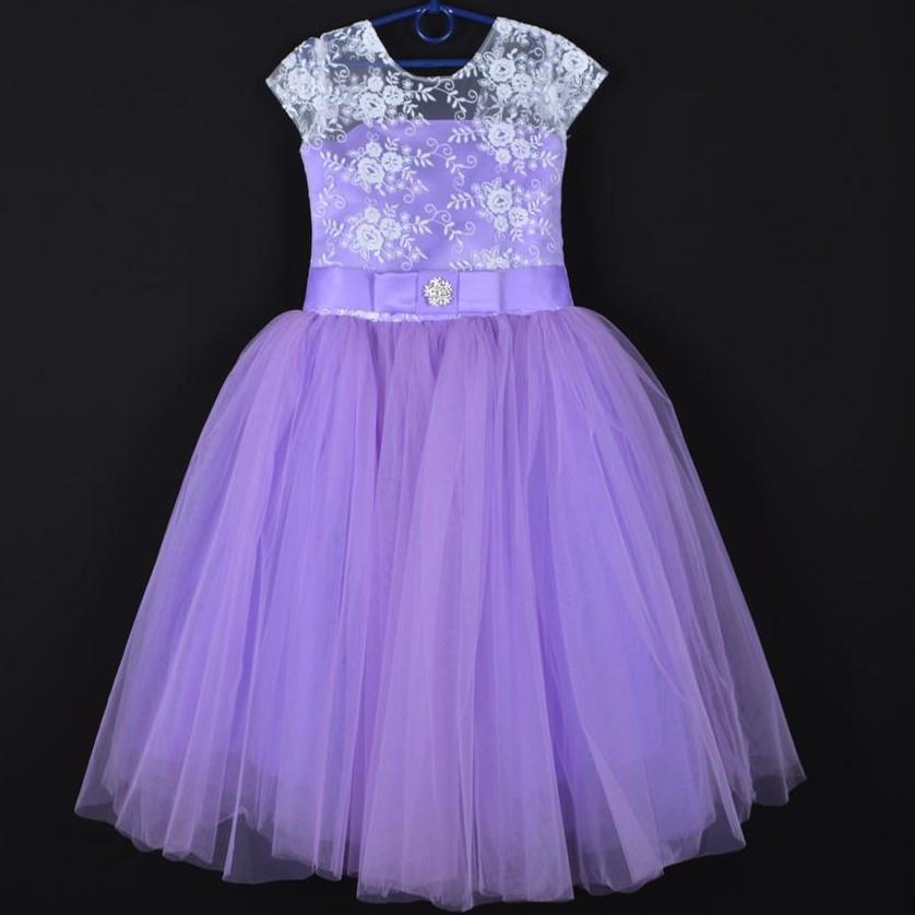 a1cfb6691843fbc Нарядное детское платье