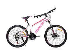 """Велосипед OSKAR 24""""Carter белый"""