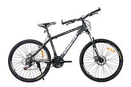 """Велосипед OSKAR 26"""" 16011 ALLOY чёрный"""