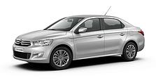 Килимки автомобільні у салон Citroen C-Elisee 2012-...