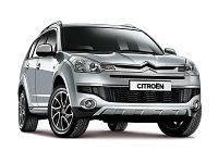 Килимки автомобільні у салон Citroen C4 AirCross 2012-2014