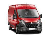 Килимки автомобільні у салон Citroen Jumper 2015-...