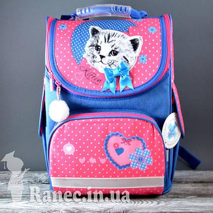 7798ecd2f7d3 Школьный рюкзак Kite Pretty kitten K18-501S-7 рюкзак шкільний Кайт, ...