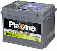 Аккумулятор автомобильный Plazma 6СТ-60 Аз Premium