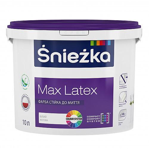 Снєжка Max Latex   14 кг, Україна