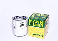 Масляный фильтр MANN W 930/20