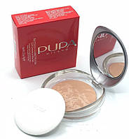 Pupa пудра для лица luminys baked face powder