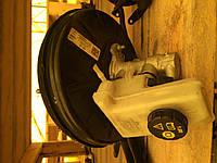 Вакуумний підсилювач гальм Volkswagen Passat B7