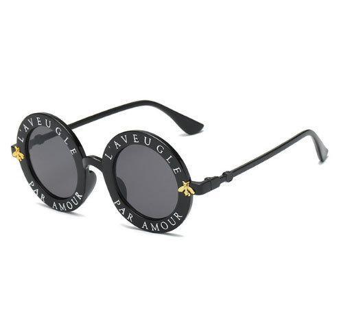 модные солнцезащитные очки круглые L Aveugle Par Amour 2018