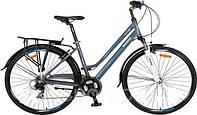 Велосипед Crosser City Life Lady 28'' алюминий