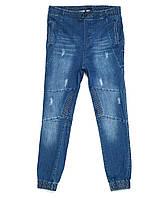 Мужские джинсы на резинке 0428-Jogr-03 (29-34, 6 ед.) Рэд Мун