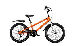 Велосипед RoyalBaby FREESTYLE 20 дюймов цвет оранжевый