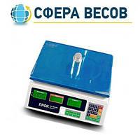 Весы торговые ПРОК ВТ-40 (30 кг)