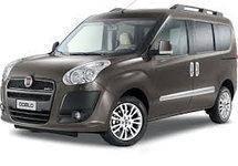 Коврики автомобильные в салон Fiat Doblo 2010-2014