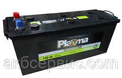 Акумулятор автомобільний Plazma 6СТ-140 Аз Premium