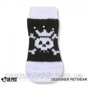 """Носки для собаки """"Royal Skull"""". Одежда для собак"""