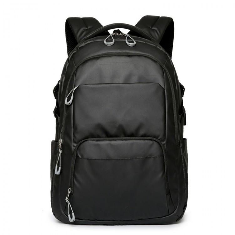 Мужской рюкзак BritBag Bos черный