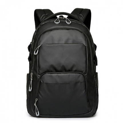 Мужской рюкзак BritBag Bos черный, фото 2