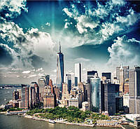 Фотообои город,небоскребы