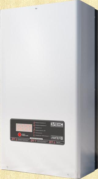 Однофазный стабилизатор напряжения Ампер-Р У 16-1-32 v2.0 (7 кВт) расширенный