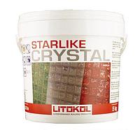 Затирка для стеклянной мозаики Starlike Crystal. Litokol