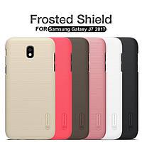 Чехол Nillkin Frosted Shield Samsung Galaxy J7 2017 (Самсунг Джей Джи 7 17)