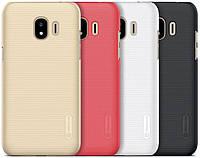 Чехол Nillkin Frosted Shield Samsung Galaxy J2 2018 (Самсунг Джей 2 18 Джи 250)