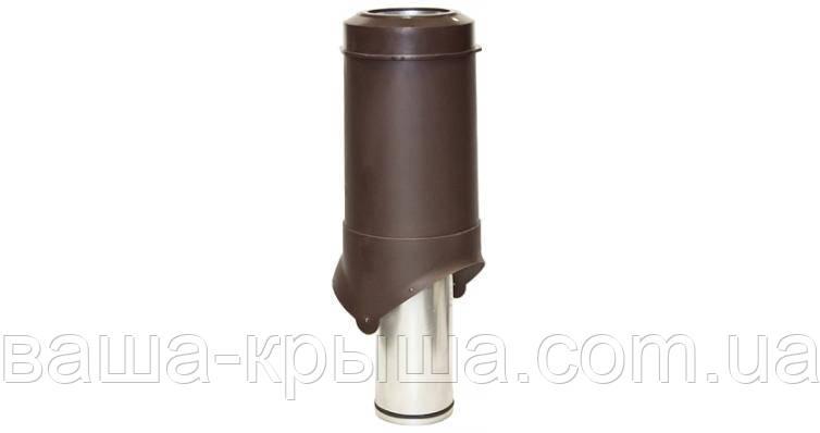 Выход вентиляции Pipe-VT, фановая вентиляция, канализационный выход, вентиляция канализационного стояка,