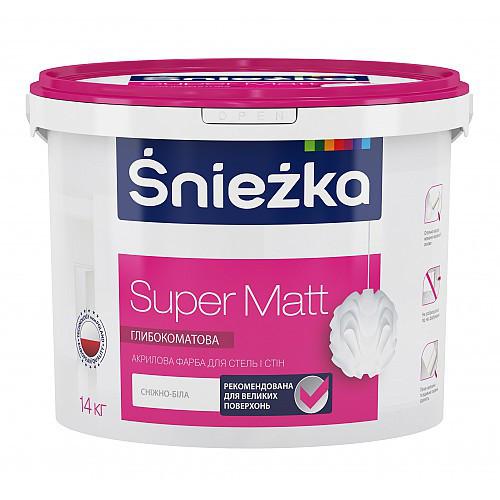 Снєжка Super Matt   4.2 кг, Україна