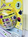 Кукла L.O.L (LQL) Surprise большой желтый шар диаметр 16 см (3 серия) , фото 3