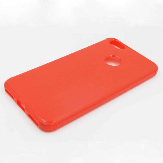 чехол Xiaomi Redmi Note 5A накладка красный