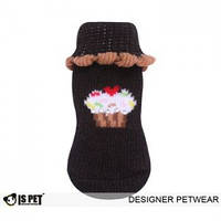 """Носки для собаки """"Cupcake"""". Одежда для собак"""