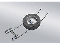 Держатель запасного колеса, ширина рамы 1450-1850мм (1555955)